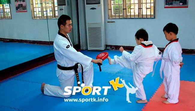 Que alimentación dar a un niño que practica taekwondo