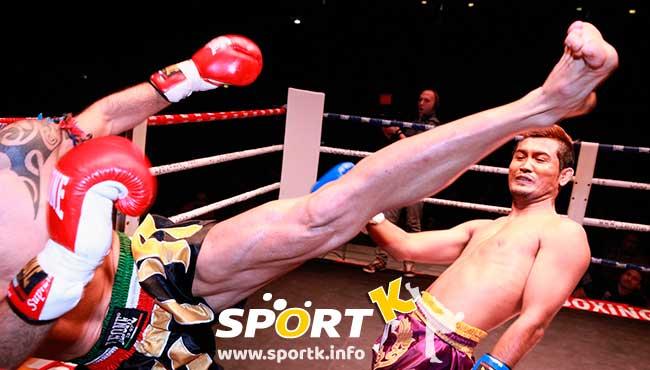 Que es el boxeo Thai