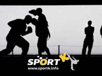 Entrenar boxeo al aire libre