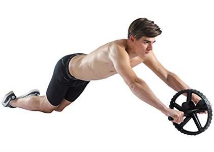 Entrenamiento de abdominales bueno para el boxeo.