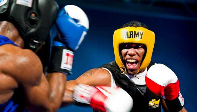 Como entrenar técnicas de bloqueo en el boxeo