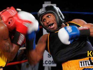 Boxeo, como golpear más fuerte