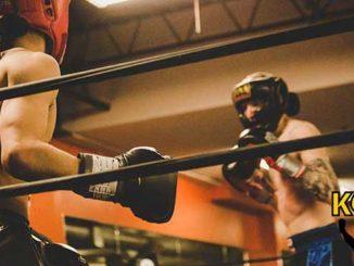 Boxeo, como hacer sparring.