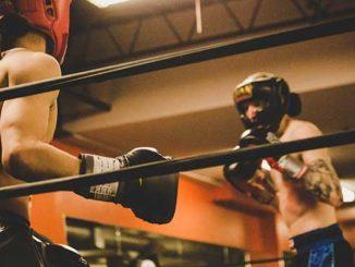 Como hacer sparring en el boxeo