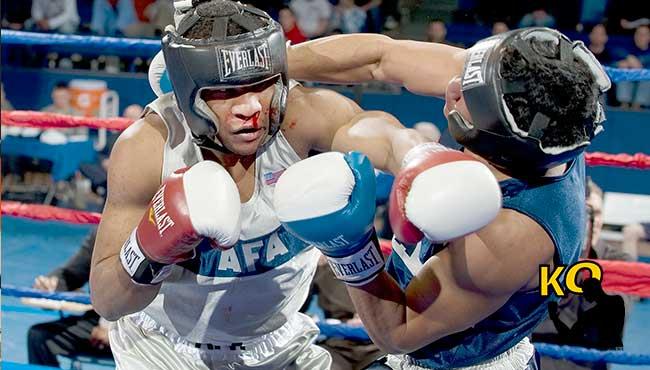 Ejercicios de cabeza para el boxeo