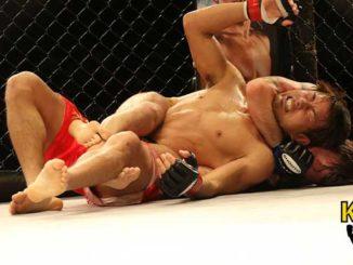 Mejora tu lucha en el suelo para MMA.