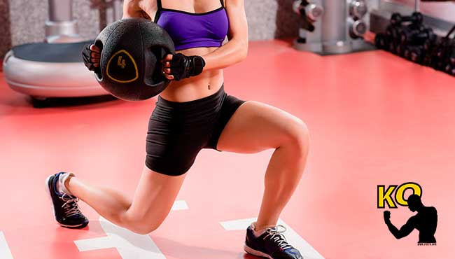Piernas - Entrenando músculos de piernas