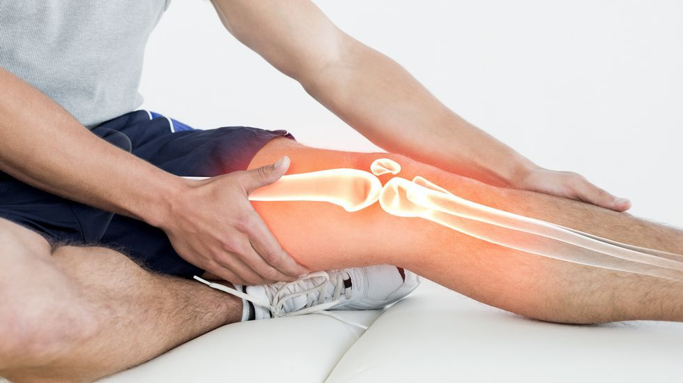 Posible lesión al estirar mal
