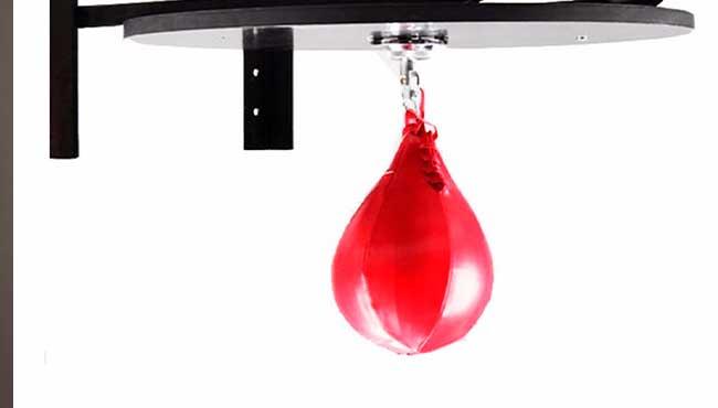 Como usar la pera de boxeo