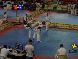 Taekwondo-Uruguayo