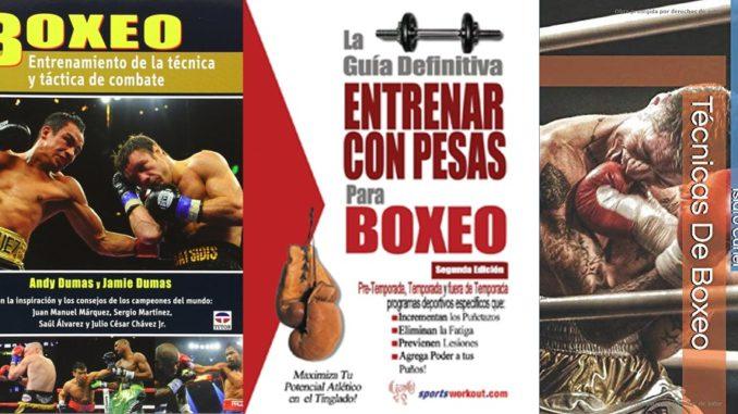 Los mejores libros de boxeo