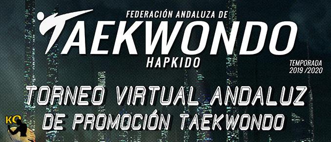 Cartel del torneo taekwondo