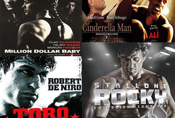 Las mejores películas de boxeo