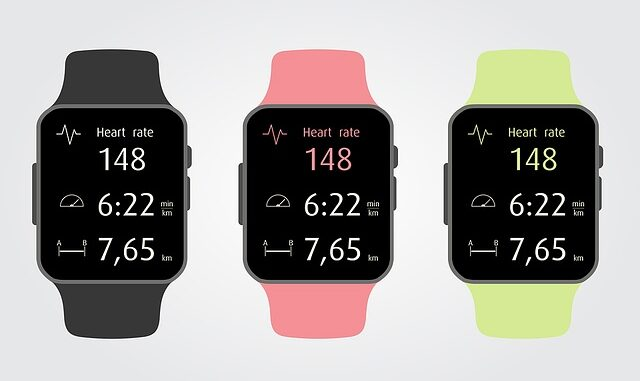 Relojes deportivos e inteligentes