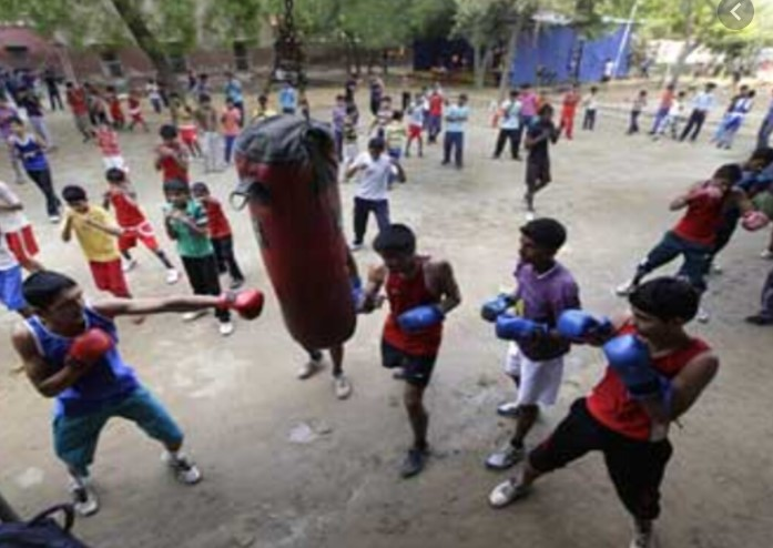 Club de Boxeo Bhiwani (India)