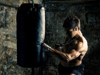 Funciones básicas de un saco de boxeo